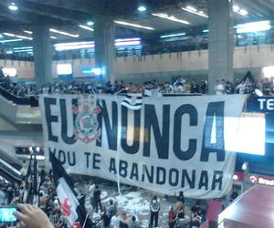 airport, corinthians, and fans image