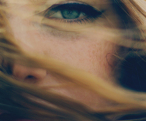 eyes, girl, and thelovedbird image