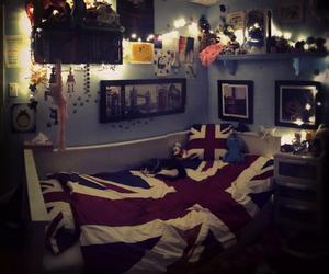 room, england, and bedroom image