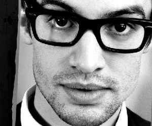 bden, black and white, and brendon urie image