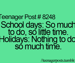 quotes, teenager post, and holiday image