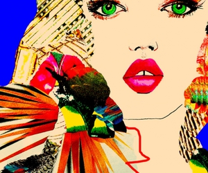 art and lindsey wixson image