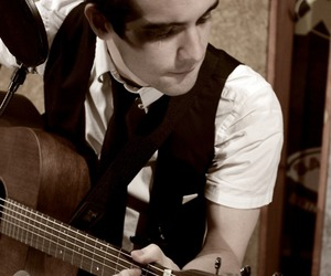 bden, guitar, and panic at the disco image