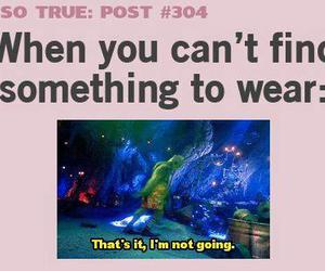 clothes, funny, and true image