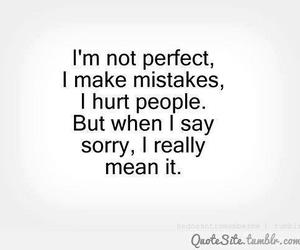hurt, people, and not perfect image