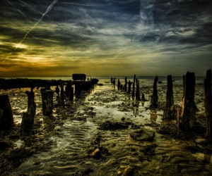 angels, jetty, and kent image