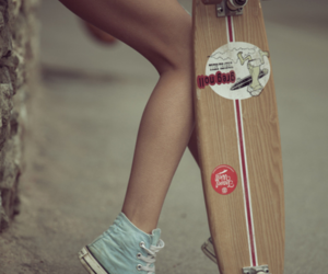 converse, sand, and skate image