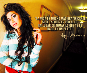Amy Winehouse, life, and quote image