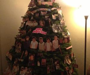 one direction, christmas, and 1d image