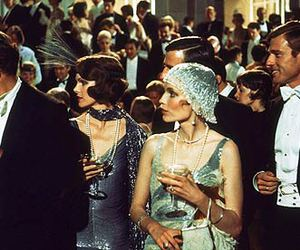 vintage, fashion, and great gatsby image