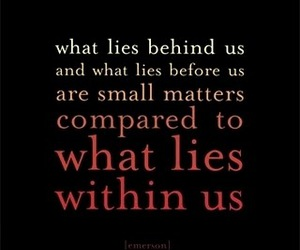 lies, typography, and within us image