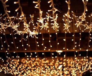 christmas, light, and lights image