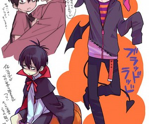 blood lad, staz, and anime image
