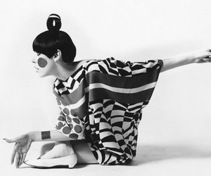 black and white, fashion, and trendboard image