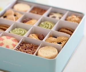 sweet, Cookies, and food image