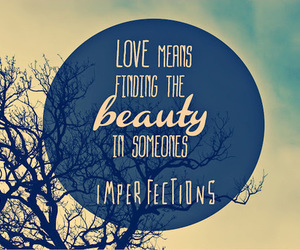 love, quote, and beauty image