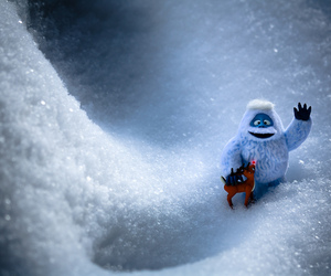 toys, photography, and snow image