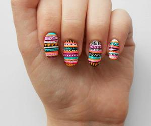 nails, women, and fashion image