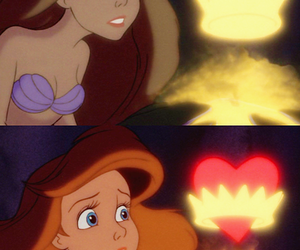 disney and the little mermaid image