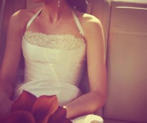 fashion, girl, and bride image