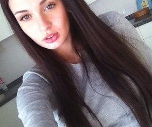 beautiful, kristina makienko, and girl image