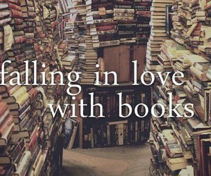 book, love, and reading image