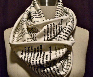scarf and book scarf image