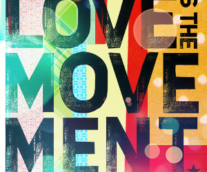love, movement, and quotes image