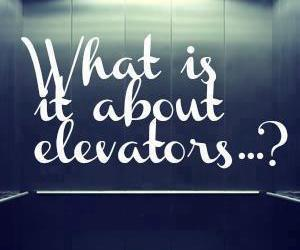 elevators, OMG, and fifty shades of grey image