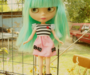 blythe, mint, and basaak image