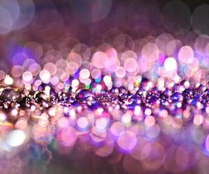 glitter, light, and sparkle image