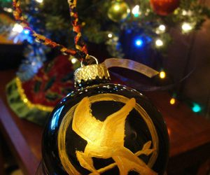 christmas and hunger games image