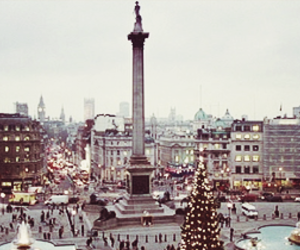 christmas, merry, and beautiful city image