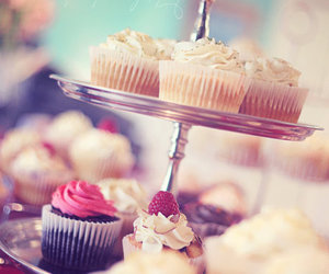 cupcake, cake, and muffin image