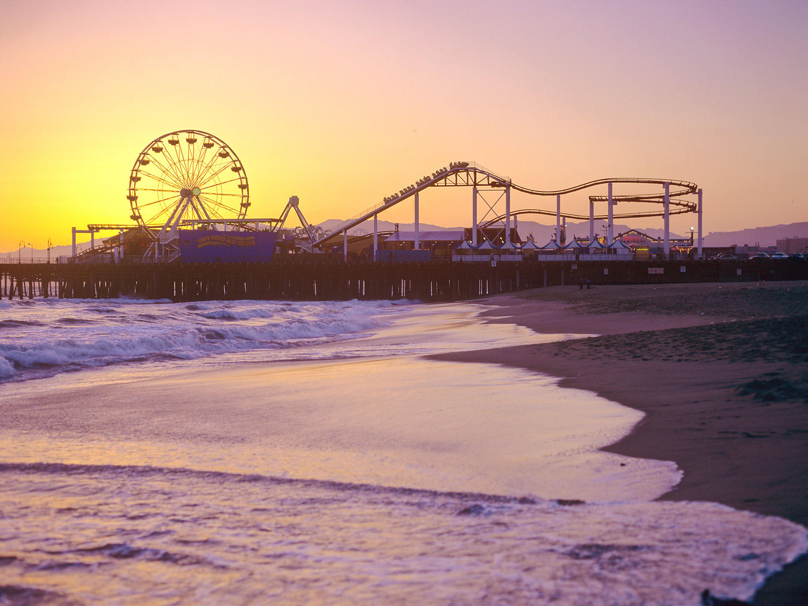 Santa Monica California Beach The Best Beaches In World