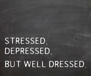 be strong, teenager post, and depressed image
