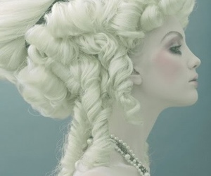 hair and marie antoinette image