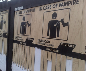 vampire, true blood, and funny image