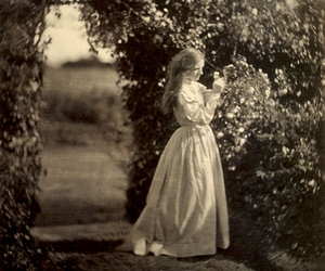 Flickr Photo Download: The Gardeners Daughter 1867