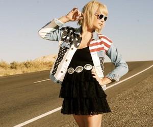 usa, girl, and fashion image