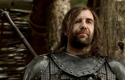 stark, the hound, and sandor clegane image