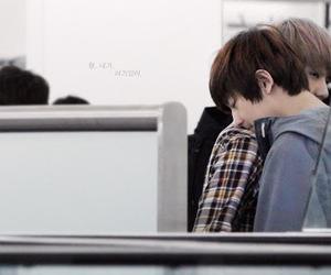 asian, exo, and hug image