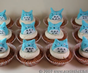 Cookies, party, and totoro image