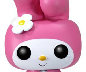 kawaii, my melody, and pop image