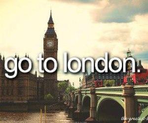 london, Big Ben, and text image