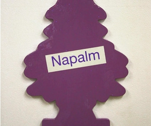 napalm, wunderbaum, and smell image