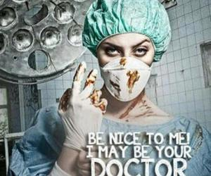 doctor, medicine, and nice image