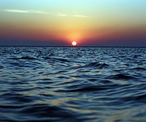 sun, sea, and beautiful image