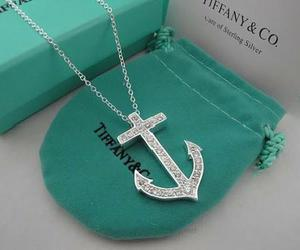 anchor, necklace, and accessories image