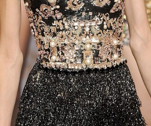 amazing, Couture, and detail image